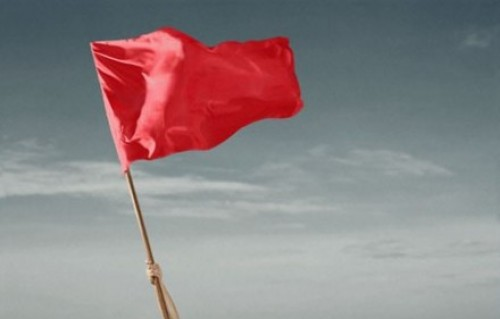 Which red flag should I ignore?